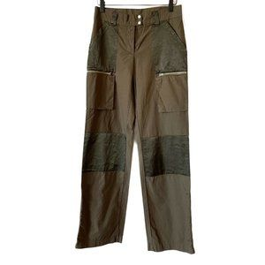United Colors Of Benetton Utility Cargo Pants NWT
